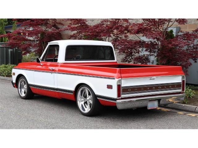 1969 Chevrolet Cheyenne (CC-1436211) for sale in Cadillac, Michigan
