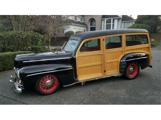 1949 Ford Woody Wagon (CC-1436212) for sale in Cadillac, Michigan