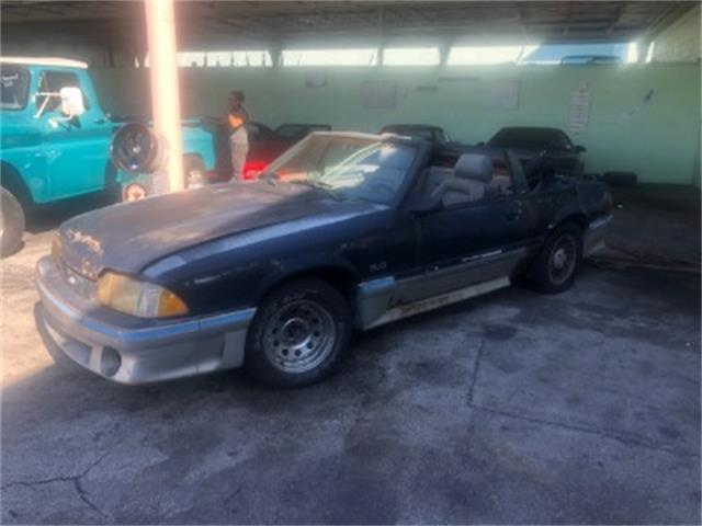 1987 Ford Mustang (CC-1436216) for sale in Miami, Florida