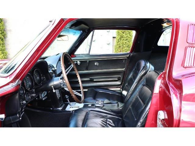 1965 Chevrolet Corvette (CC-1436218) for sale in Cadillac, Michigan
