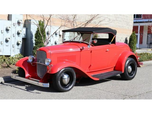 1932 Ford Roadster (CC-1436219) for sale in Cadillac, Michigan