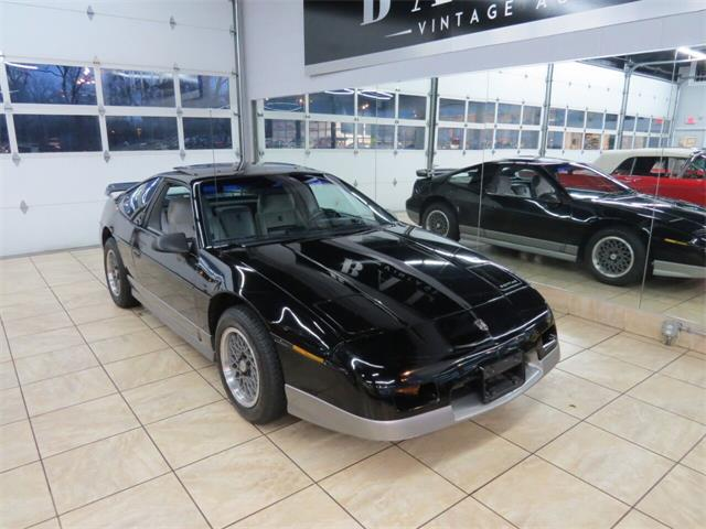 1987 Pontiac Fiero (CC-1430622) for sale in St. Charles, Illinois