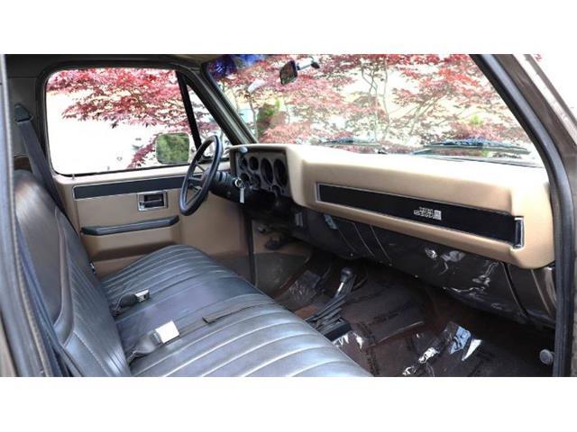 1985 GMC K20 (CC-1436220) for sale in Cadillac, Michigan