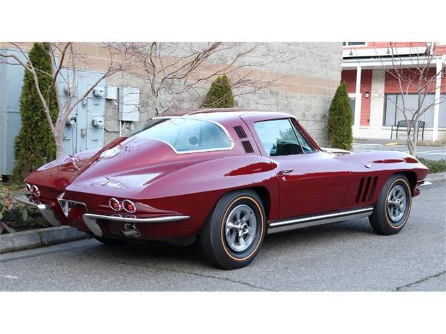 1965 Chevrolet Corvette (CC-1436221) for sale in Cadillac, Michigan
