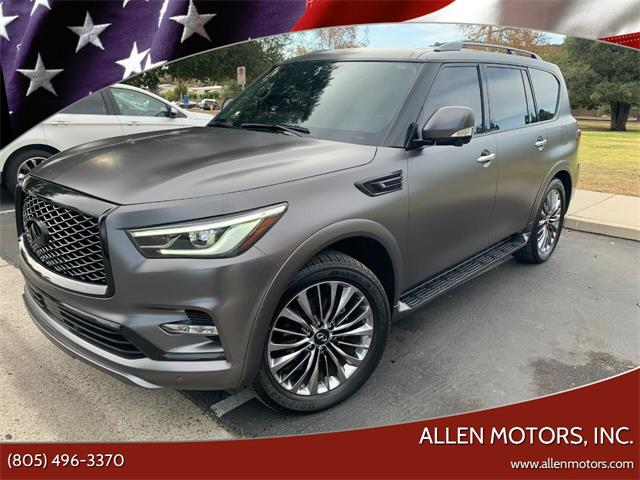2018 Infiniti QX80 (CC-1436234) for sale in Thousand Oaks, California