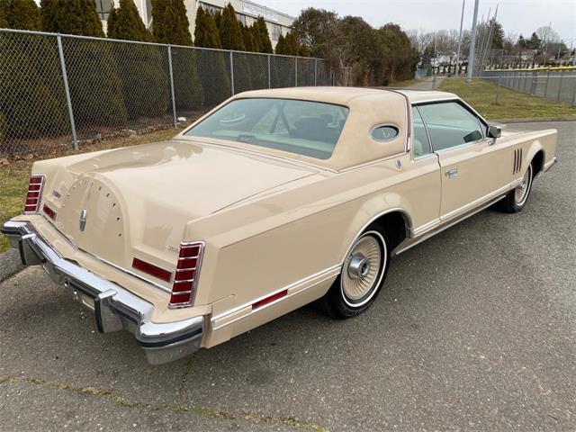 1979 Lincoln Mark VIII (CC-1436237) for sale in Milford City, Connecticut