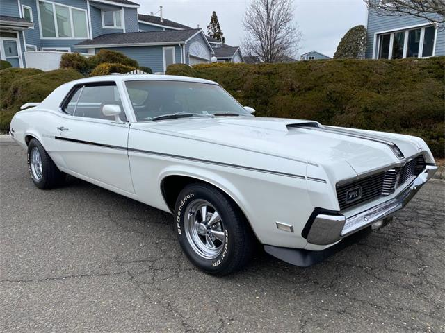 1969 Mercury Cougar (CC-1436239) for sale in Milford City, Connecticut