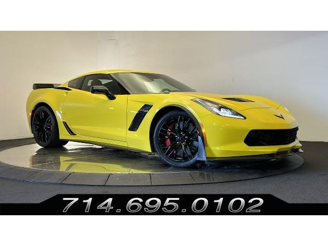 2019 Chevrolet Corvette (CC-1436247) for sale in Anaheim, California