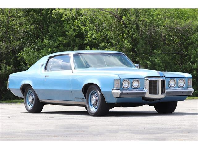 1969 Pontiac Grand Prix (CC-1436251) for sale in Alsip, Illinois