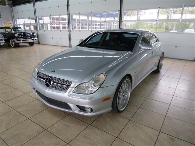 2007 Mercedes-Benz CLS-Class (CC-1436252) for sale in St. Charles, Illinois