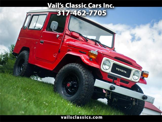 1979 Toyota Land Cruiser FJ (CC-1430626) for sale in Greenfield, Indiana