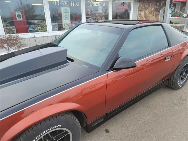 1988 Chevrolet Camaro (CC-1436262) for sale in Spirit Lake, Iowa