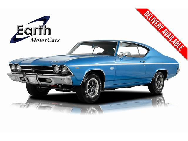 1969 Chevrolet Chevelle (CC-1436263) for sale in Carrollton, Texas