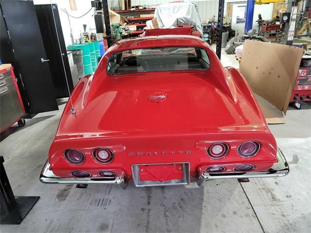 1969 Chevrolet Corvette (CC-1436264) for sale in Spirit Lake, Iowa