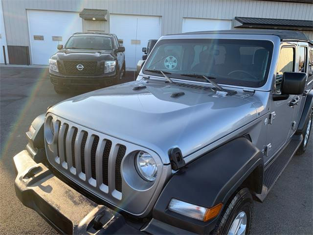 2018 Jeep Wrangler (CC-1436271) for sale in Cicero, Indiana