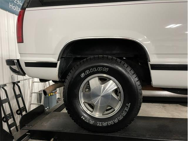 1996 Chevrolet Tahoe (CC-1436274) for sale in Holland , Michigan