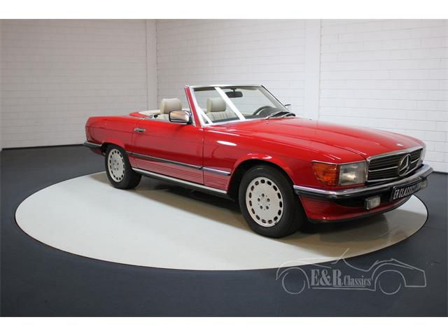 1985 Mercedes-Benz 300SL (CC-1436275) for sale in Waalwijk, [nl] Pays-Bas