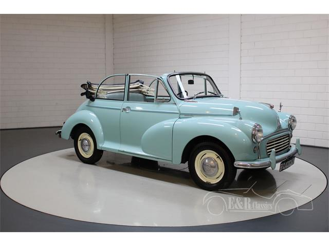 1963 Morris Minor (CC-1436287) for sale in Waalwijk, [nl] Pays-Bas