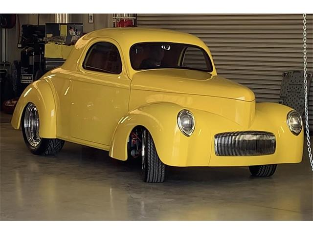 1941 Willys 2-Dr Coupe (CC-1436291) for sale in Tulare, California