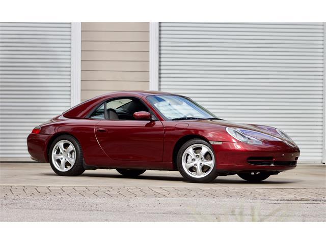 2000 Porsche 911 Carrera 4 Cabriolet (CC-1436294) for sale in EUSTIS, Florida