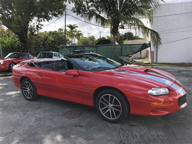 2002 Chevrolet Camaro Z28 (CC-1436297) for sale in North Miami Beach, Florida