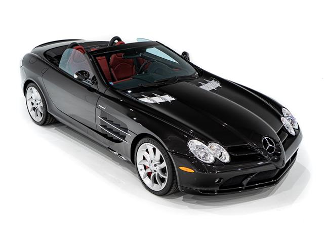 2008 Mercedes-Benz SLR McLaren (CC-1436301) for sale in Montreal, Quebec