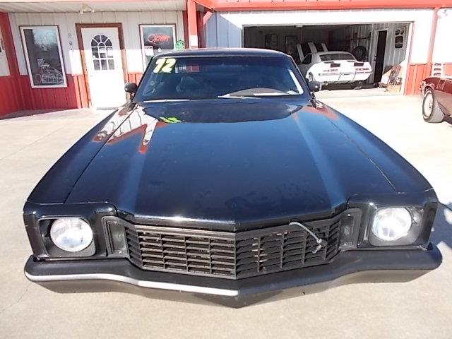 1972 Chevrolet Monte Carlo (CC-1436305) for sale in Skiatook, Oklahoma