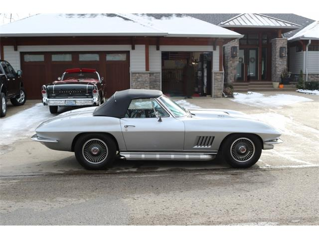 1967 Chevrolet Corvette Stingray (CC-1436306) for sale in waterford, Michigan