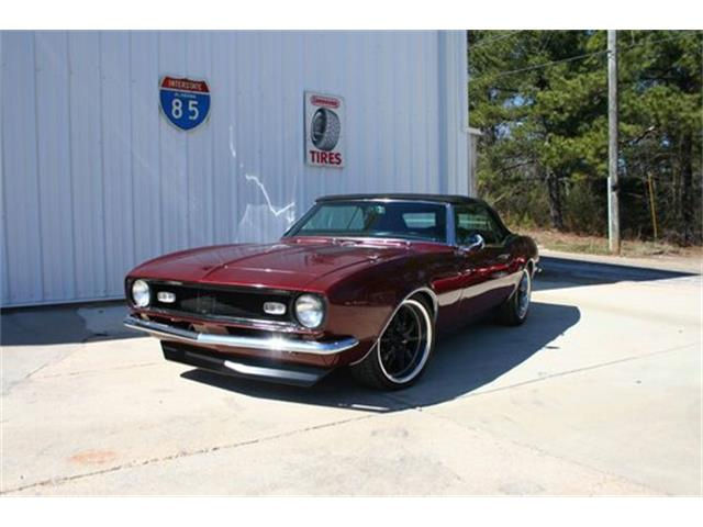 1968 Chevrolet Camaro (CC-1436307) for sale in Roanoke, Alabama