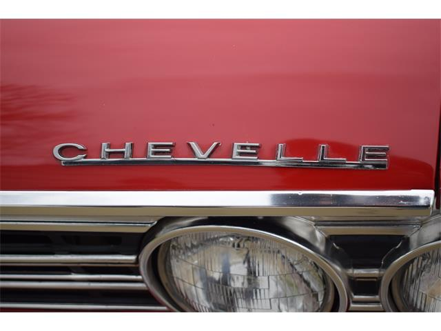 1967 Chevrolet Chevelle SS (CC-1436308) for sale in Valley City, Ohio