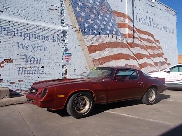 1978 Chevrolet Camaro Z28 (CC-1436309) for sale in Skiatook, Oklahoma