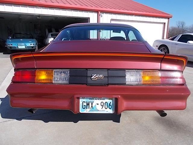 1978 Chevrolet Camaro Z28 (CC-1436310) for sale in Skiatook, Oklahoma
