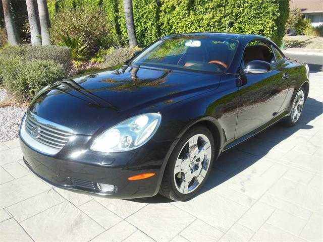 2002 Lexus SC430 (CC-1436315) for sale in West Hills, California