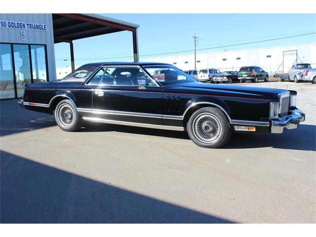 1978 Lincoln Mark V (CC-1436316) for sale in Fort Worth, Texas