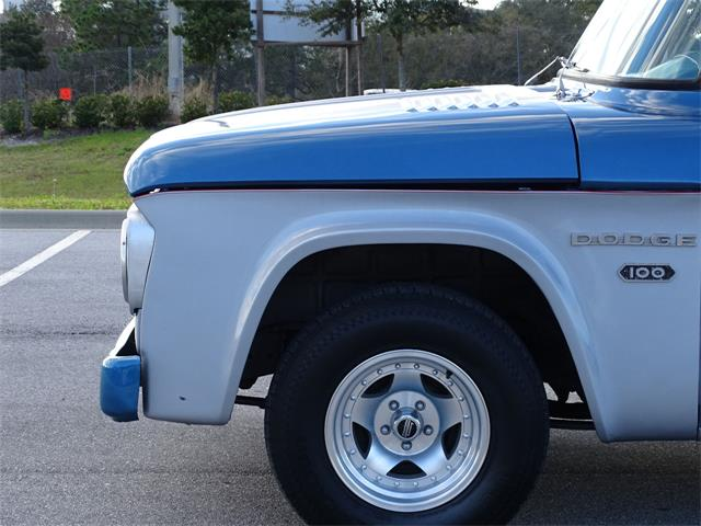 1968 Dodge D100 (CC-1430632) for sale in O'Fallon, Illinois