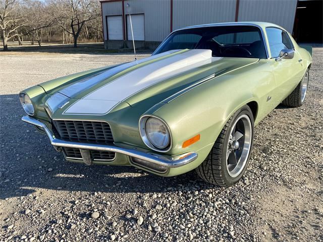 1970 Chevrolet Camaro (CC-1436329) for sale in Sherman, Texas