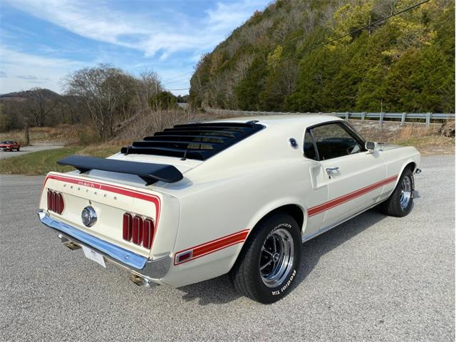 1969 Ford Mustang (CC-1430633) for sale in Cookeville, Tennessee