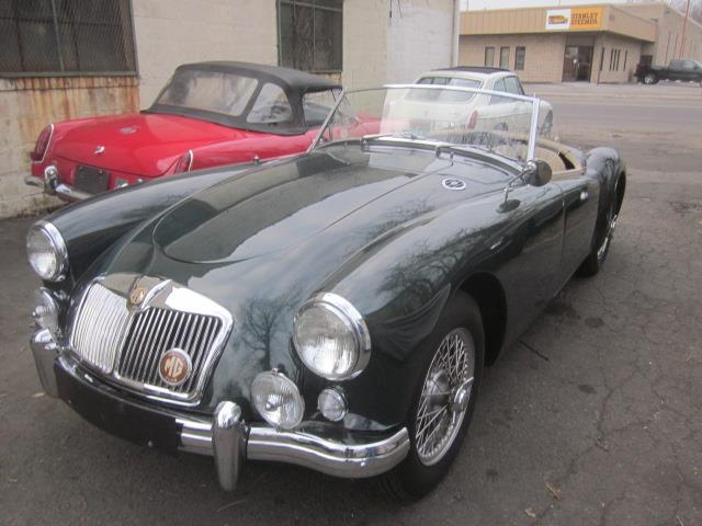 1957 MG MGA 1500 (CC-1436330) for sale in Stratford, Connecticut
