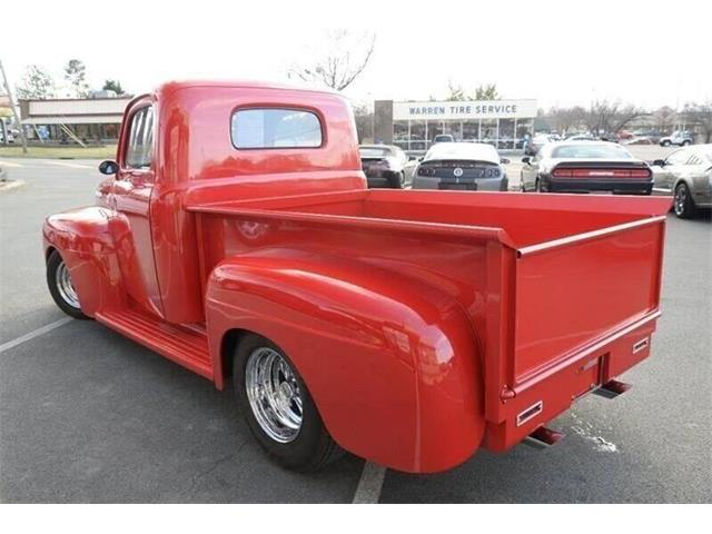 1948 Ford F1 (CC-1436333) for sale in east greenbush, New York