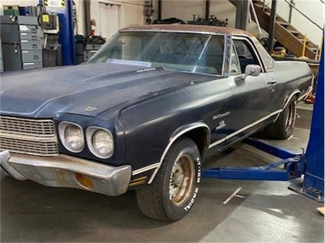 1970 Chevrolet El Camino SS (CC-1436334) for sale in North Hollywood, California