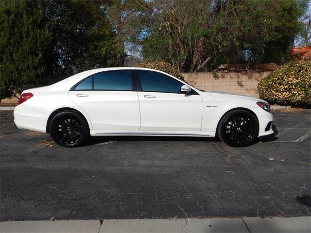 2014 Mercedes-Benz AMG (CC-1436335) for sale in Woodland Hills, California