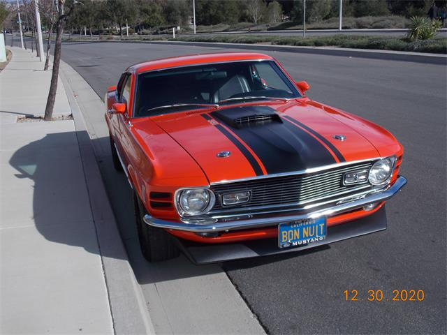 1970 Ford Mustang Mach 1 (CC-1436345) for sale in Stevenson Ranch, California