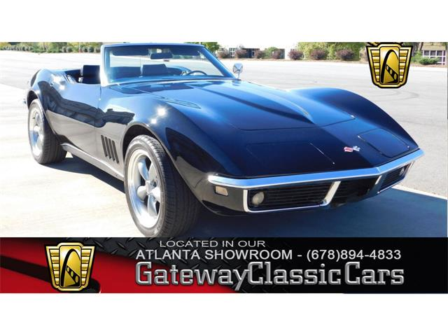 1968 Chevrolet Corvette (CC-1436346) for sale in O'Fallon, Illinois