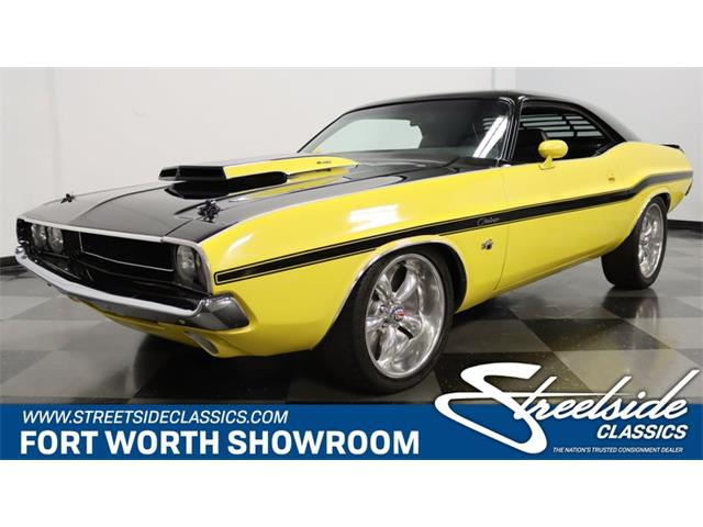 1970 Dodge Challenger (CC-1436356) for sale in Ft Worth, Texas