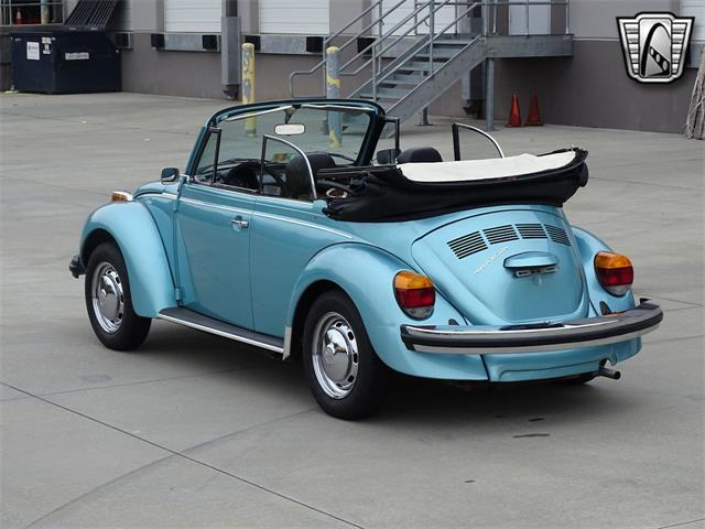 1979 Volkswagen Super Beetle (CC-1436365) for sale in O'Fallon, Illinois
