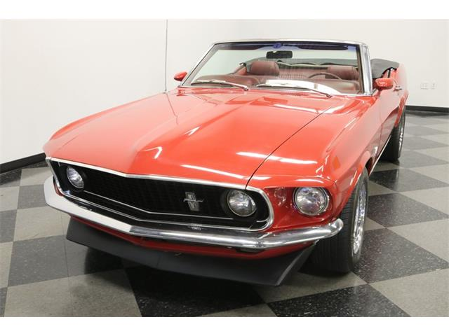 1969 Ford Mustang (CC-1436369) for sale in Lutz, Florida