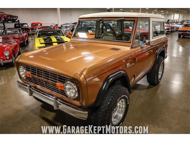 1972 Ford Bronco (CC-1436387) for sale in Grand Rapids, Michigan