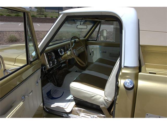 1968 Chevrolet C20 (CC-1436391) for sale in O'Fallon, Illinois