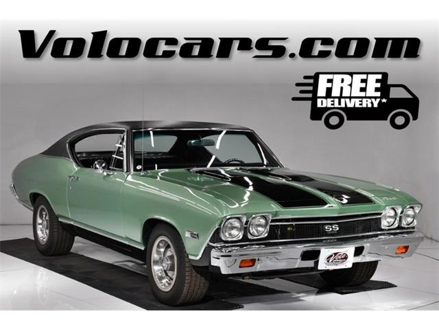 1968 Chevrolet Chevelle (CC-1436392) for sale in Volo, Illinois