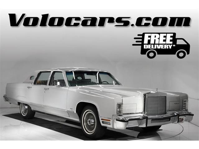 1977 Lincoln Continental (CC-1436396) for sale in Volo, Illinois